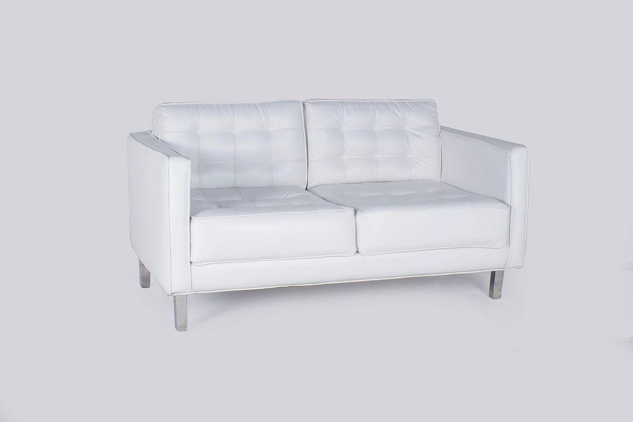Modern Tufted 2 Seater Sofa